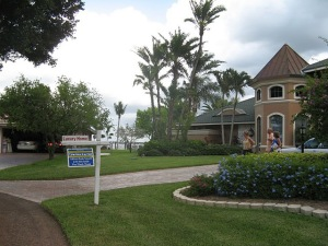Cape Coral riverfront home