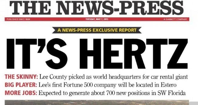 Hertz-Headline